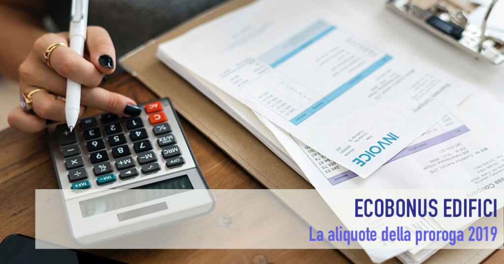 Aliquote degli Ecobonus